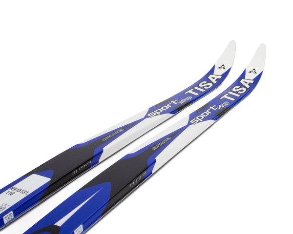 Лыжи беговые Tisa Sport Step JR - Сеть спортивных магазинов Чемпион 8e0a98d2b90