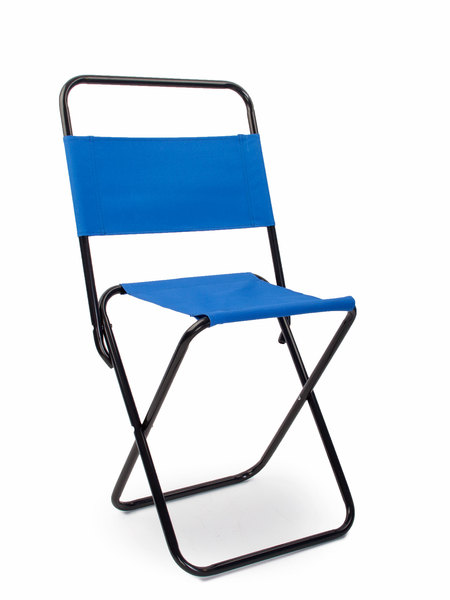 стул складной «Рыбак» со спинкой Larsen Camp PRS-4003