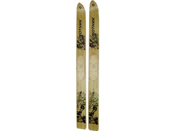 Лыжи охотничьи деревянные