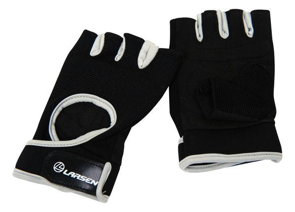 Перчатки для фитнеса Larsen NT558BG
