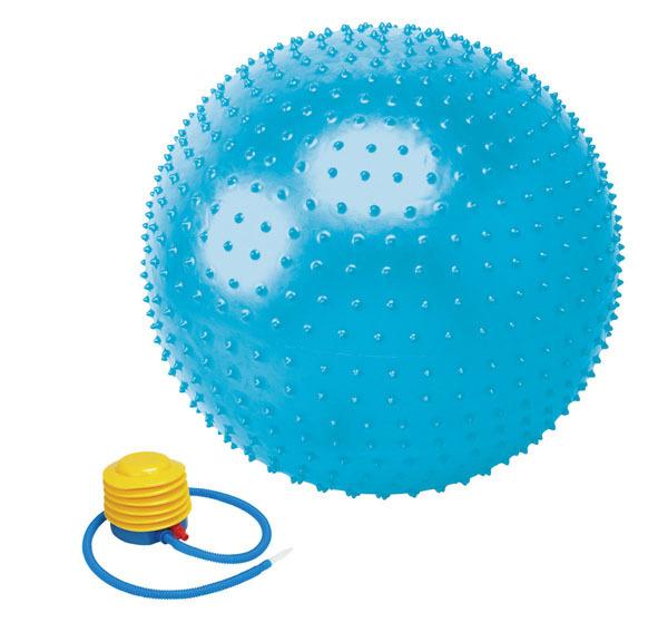 Мяч гимнастический массажный (65 см) Easy Body