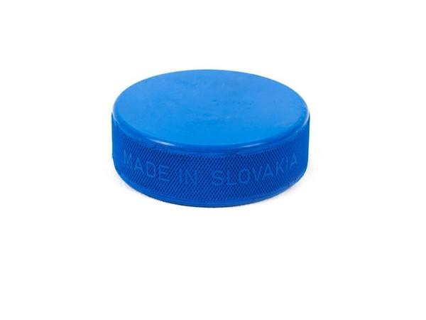 Шайба облегченная тренировочная синяя