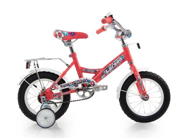 """Велосипед детский Larsen Kids 12"""""""