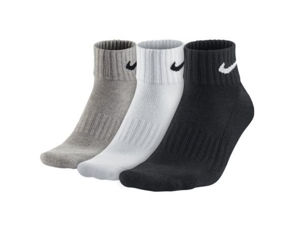 Носки Nike Value Cotton Quarter (3 пары)