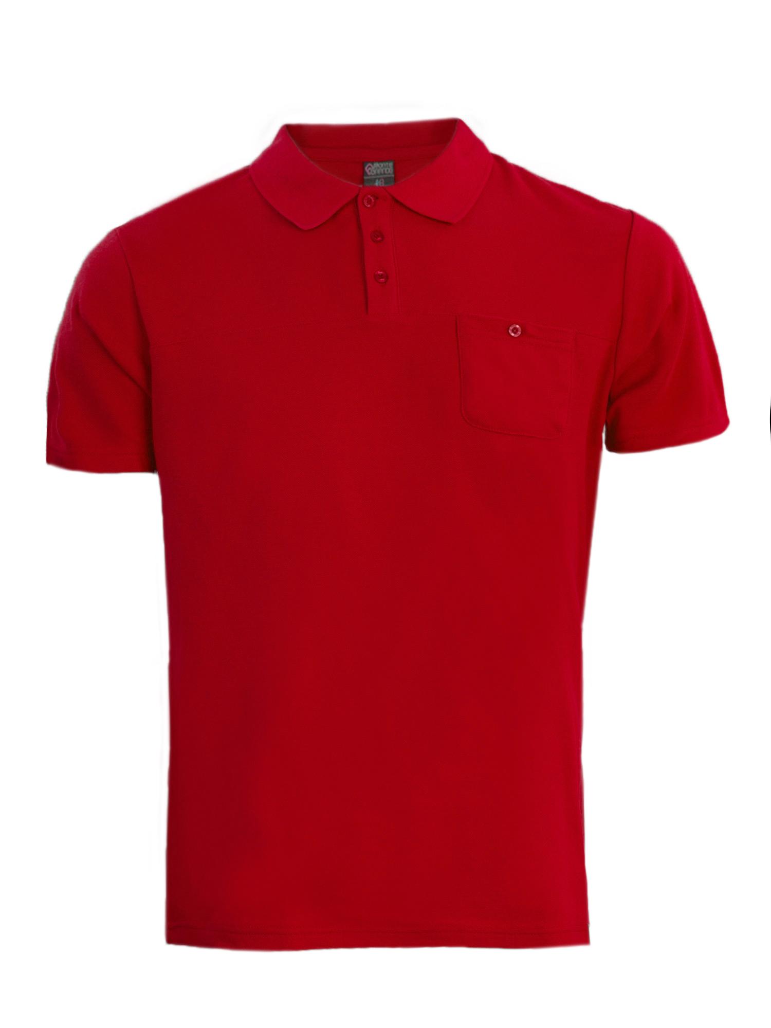 5b436389825 Поло мужское Monte Grande красное - Сеть спортивных магазинов Чемпион