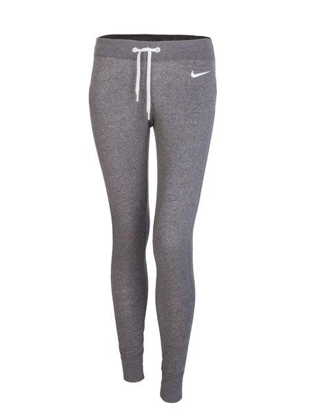 Брюки спортивные женские Nike CLUB PANT-TIGHT серые