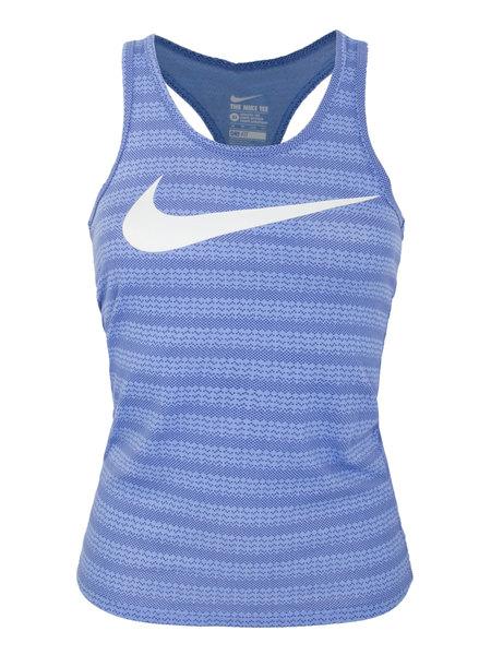 Майка женская спортивная Nike Dri-Fit синяя