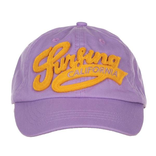 Кепка (бейсболка) женская Canoe Spare фиолетовая