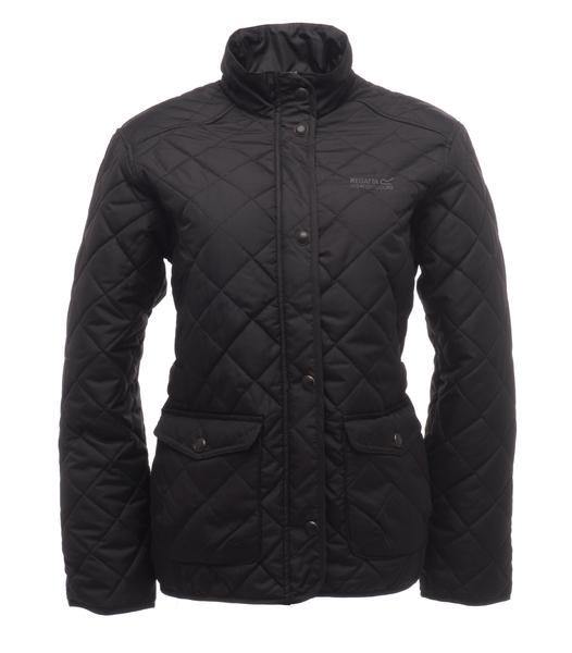 Куртка демисезонная женская Regatta Missy ll RWN054 Black