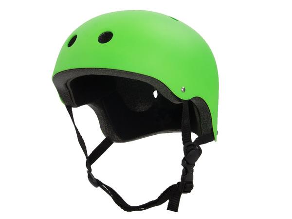 Шлем роликовый Larsen H4 салатовый