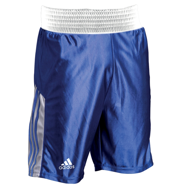 Шорты боксерские Amateur Boxing Shorts adiTB152 синие