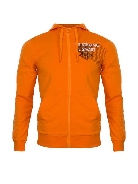 Толстовка мужская AS4 оранжевая
