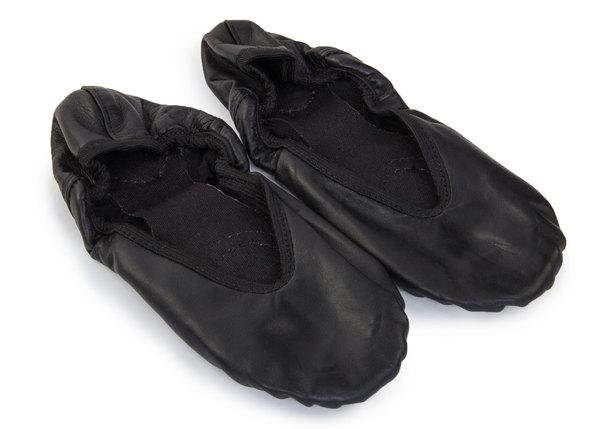 Балетки кожаные Grishko 03001 В черные