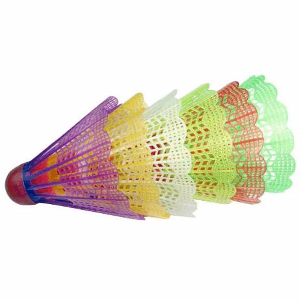 Набор пластиковых воланов в тубе Start Up Р101 (6шт)