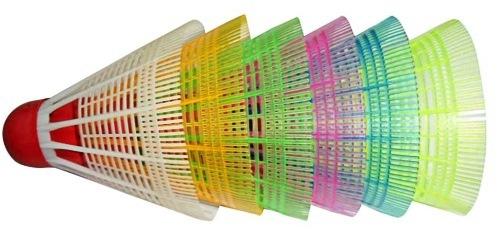 Набор пластиковых воланов в тубе Start Up Р102 (6шт)