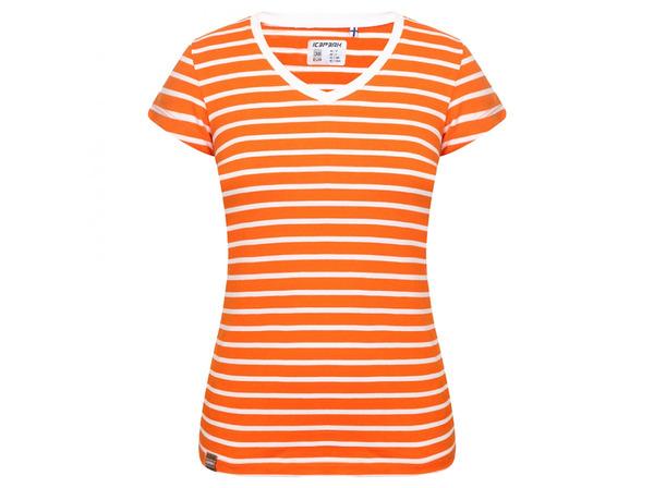 футболка женская Icepeak Taina оранжевая