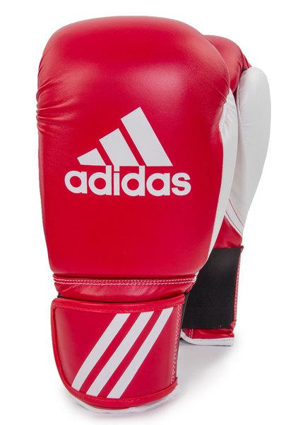 Перчатки боксерские Adidas Response красные/белые