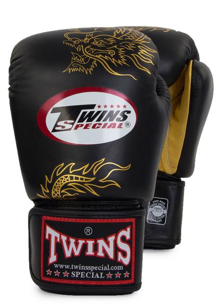 Перчатки боксерские Twins FBGV-6G 12oz
