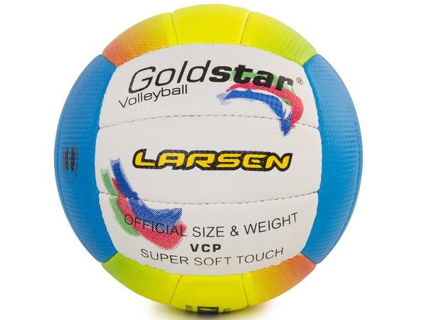 Мяч волейбольный пляжный Larsen Goldstar