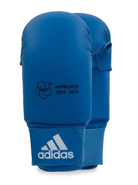 Накладки для каратэ  Adidas WKF Bigger синие