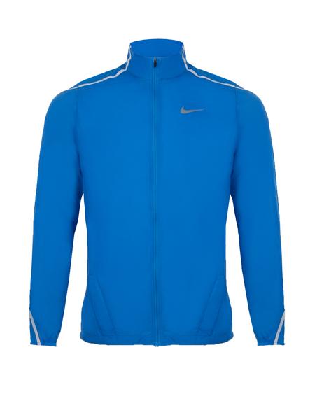 Ветровка мужская Nike Impossibly Light голубая