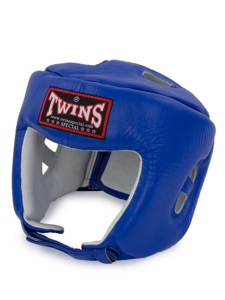 Шлем боксерский Twins HGL — 4 синий