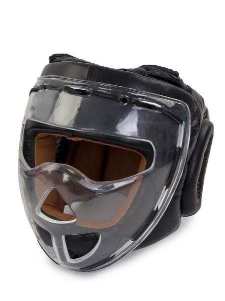 Шлем боксерский JABB с защитной маской