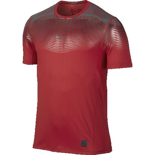 Футболка мужская Nike Pro Hypercool Max Fitted компрессионная