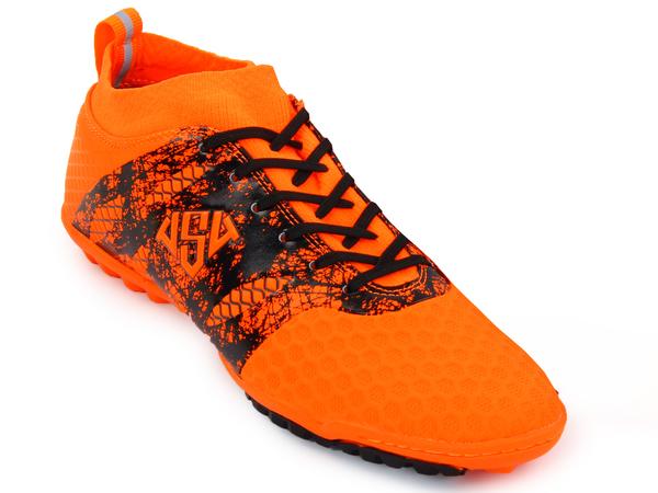 Бутсы  AS4 Inferno Torf оранжевый