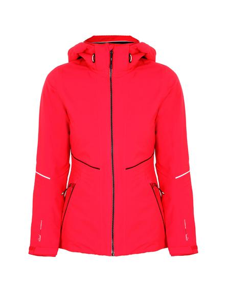 Куртка горнолыжная женская Dare2b Invoke розовая