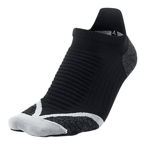 Носки Nike Elite Running Cushion черные