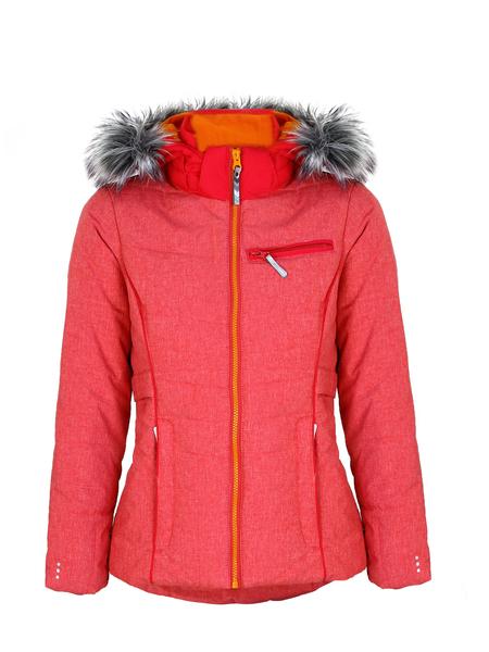 Куртка утепленная детская Icepeak розовая
