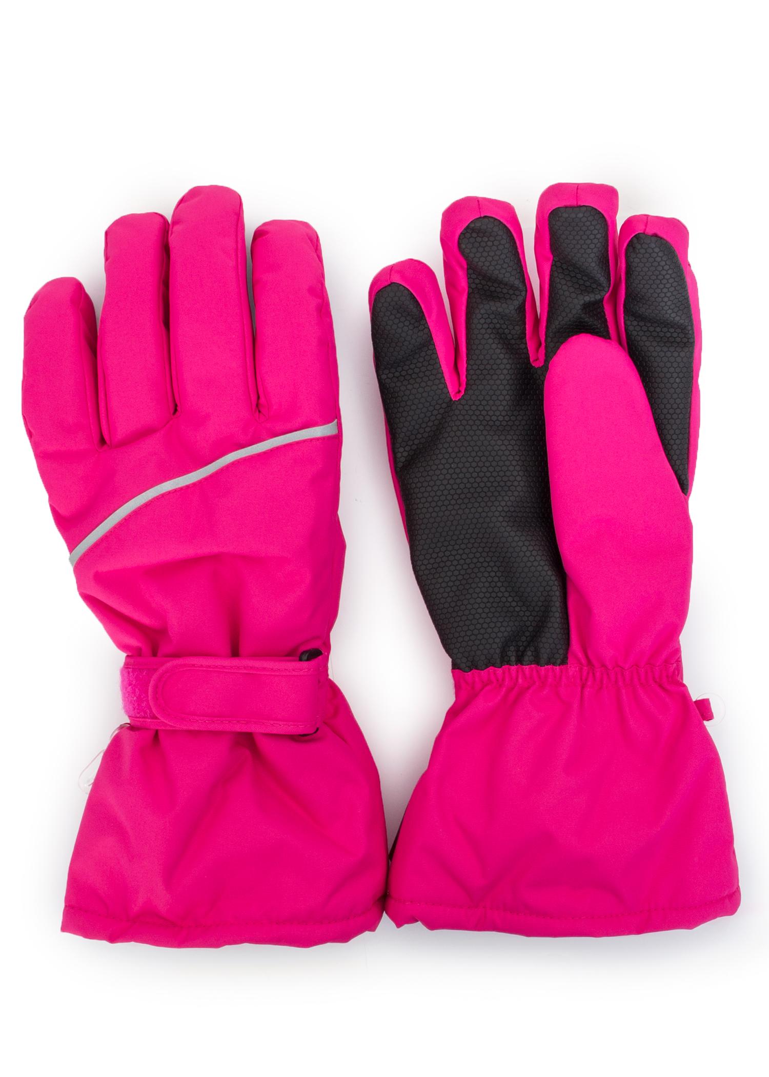 Перчатки детские Reima Harald розовые - Сеть спортивных магазинов ... aefe08d560f