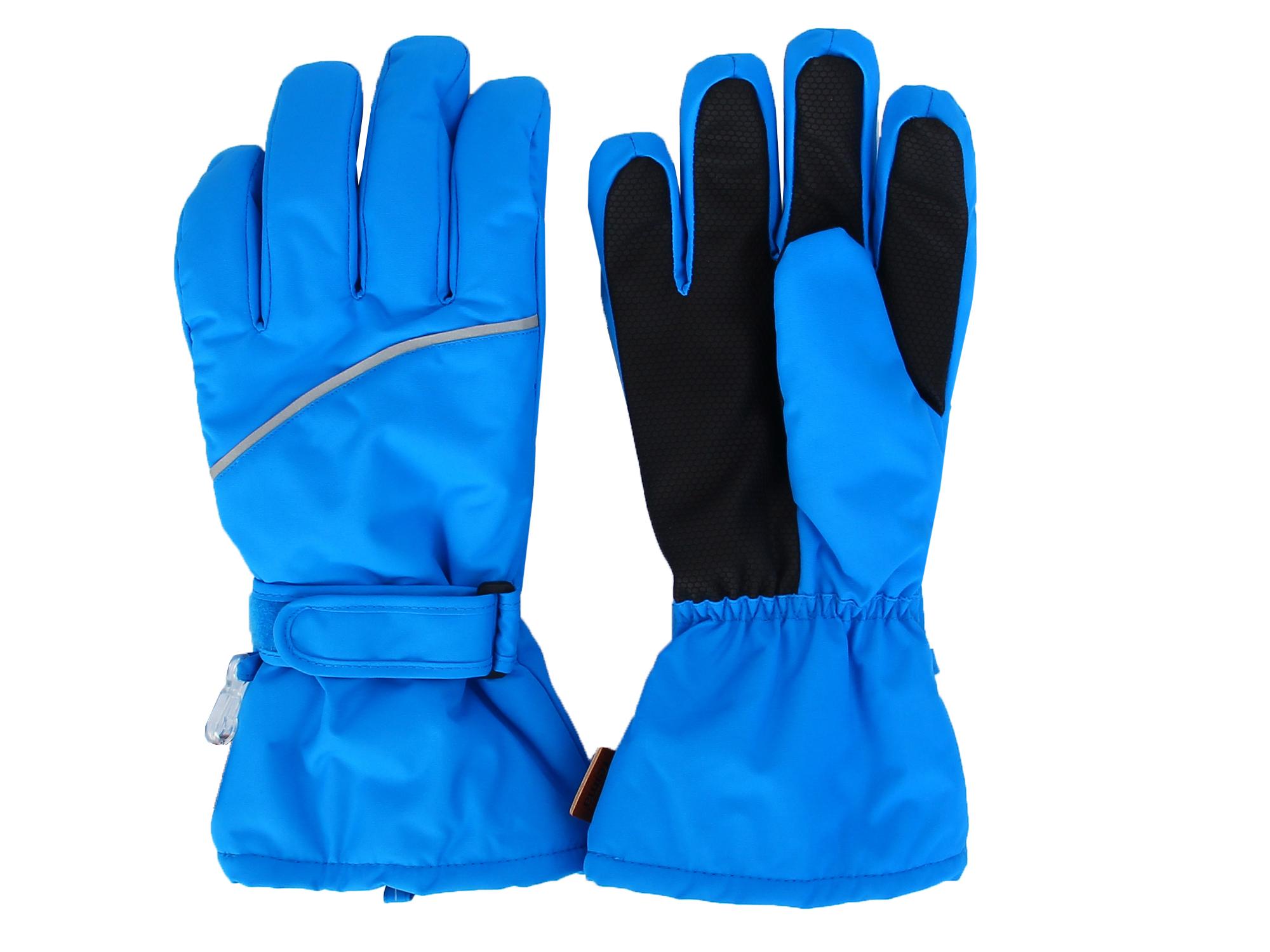 Перчатки детские Reima Harald голубые - Сеть спортивных магазинов ... 60f072a6855