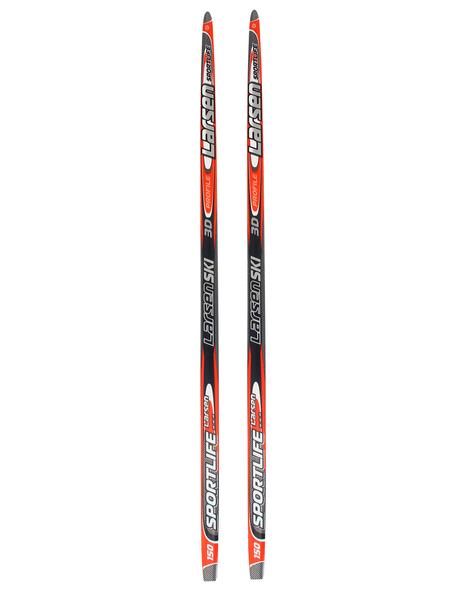 Лыжи беговые Larsen Sport Life Wax