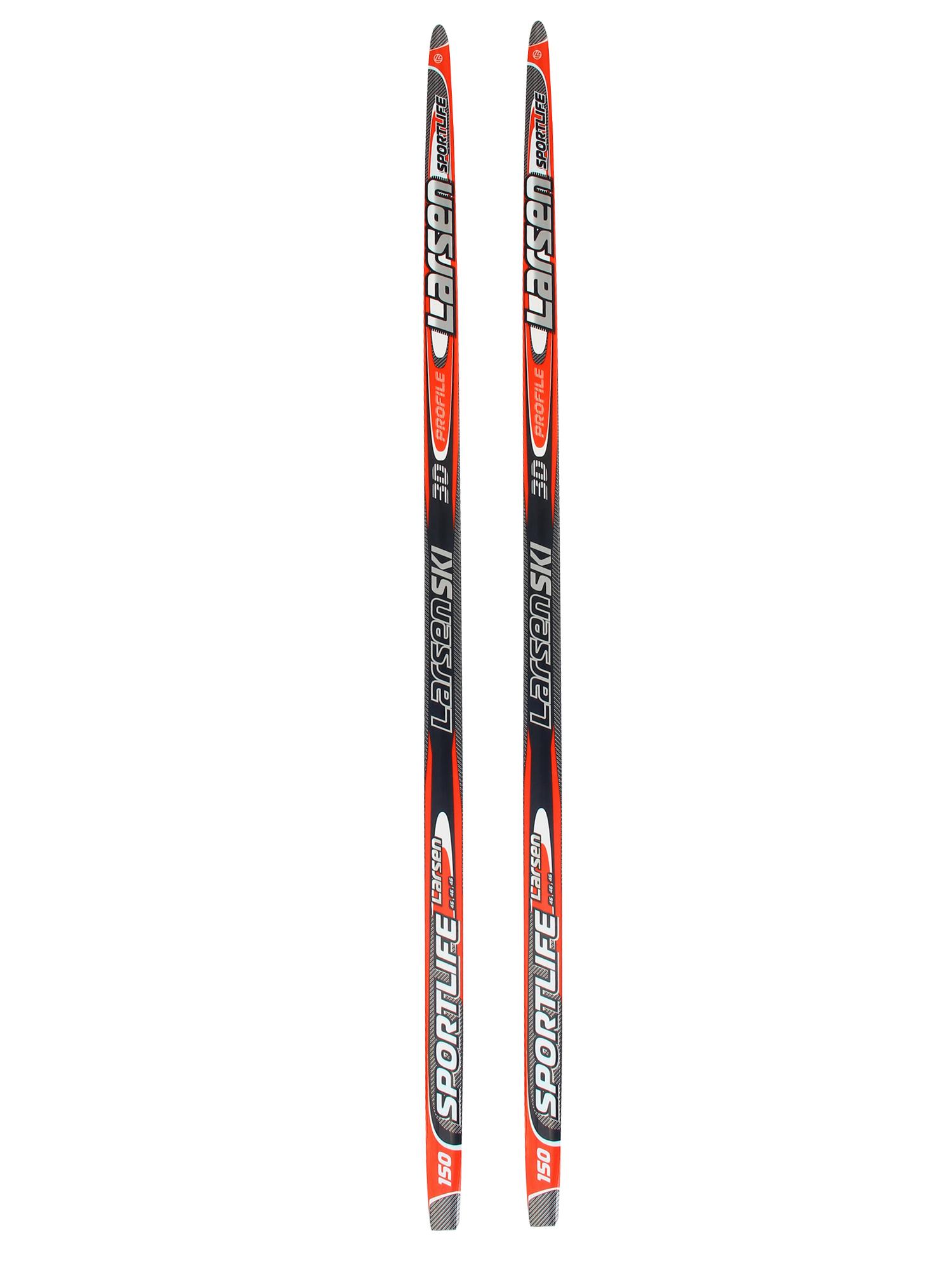 bb99245b7e60 Лыжи беговые Larsen Sport Life Wax - Сеть спортивных магазинов Чемпион