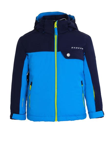 Куртка горнолыжная детская Dare2b синяя