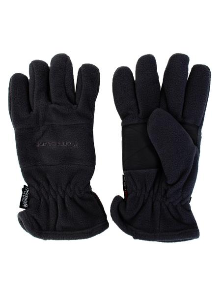 Перчатки мужские Monte Grande черные