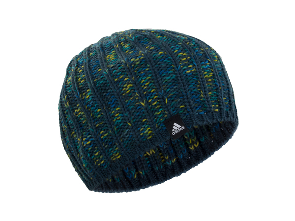 Шапка Adidas Boulder Beanie зеленая