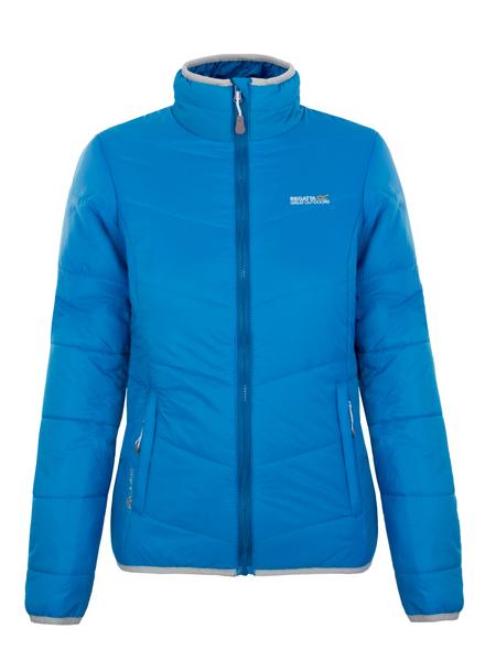 Куртка утепленная женская Regatta Icebound голубая
