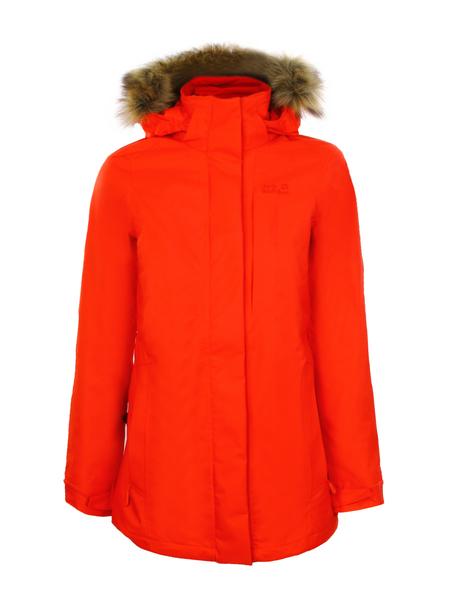 Куртка утепленная женская 3 в 1  Jack Wolfskin ARCTIC OCEAN