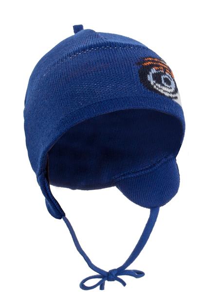 Шапка Satila Motty синяя
