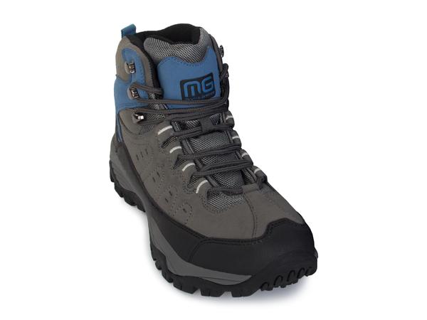 Ботинки мужские Monte Grande Paul серые