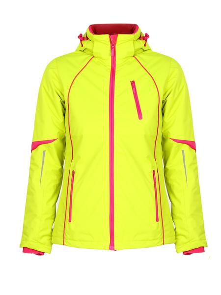 Куртка горнолыжная женская Monte Grande