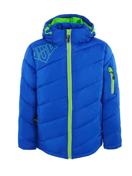 Куртка утепленная детская AS4 синяя