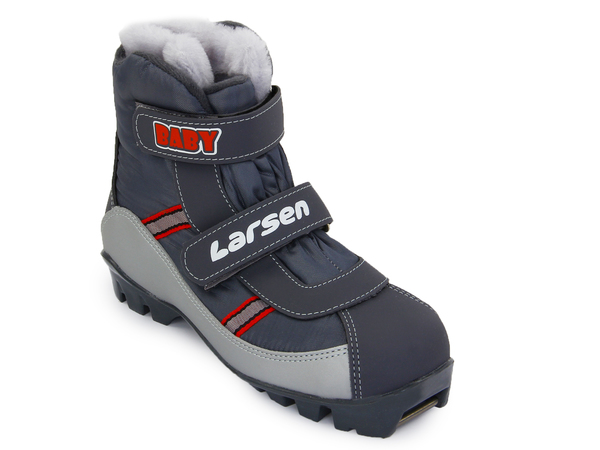 Ботинки лыжные Larsen Baby NNN