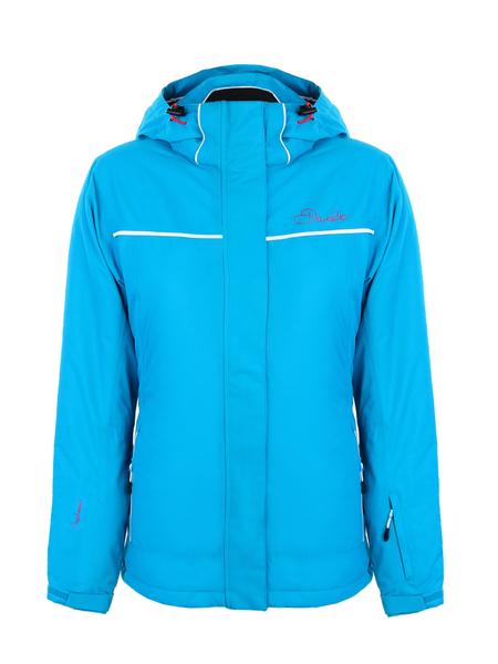 Куртка горнолыжная женская Dare2b Edge голубая
