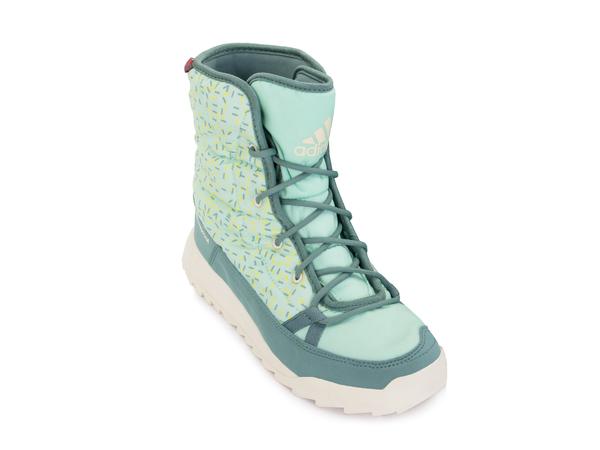 Ботинки утепленные женские Adidas CW Choleah