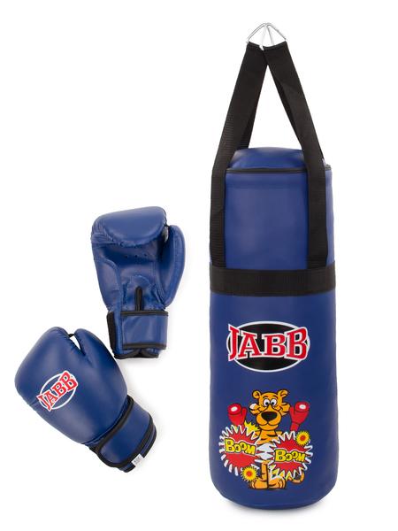 Набор боксерский детский JABB синий