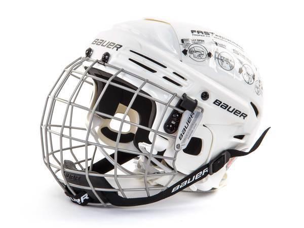 Шлем хоккейный с маской BAUER JR 2100